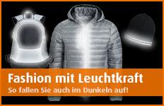 Fashion mit Leuchtkraft