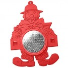 Reflektor Fahrrad-Figur CLOWN, rot