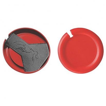 Wurfspiel Mini-Flipper 50, rot
