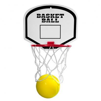 Basketballspiel Dunk, Ring rot/Rückwand weiß