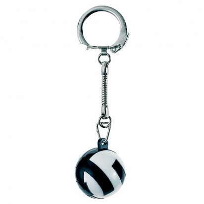 Schlüsselanhänger Knobel-Kugel