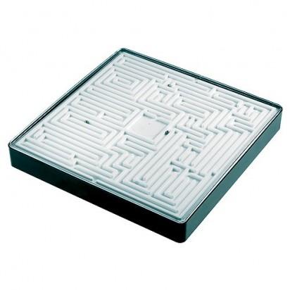 Giant Puzzle Labyrinth, schwarz/weiß