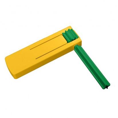Ratsche Supreme, gelb/grün