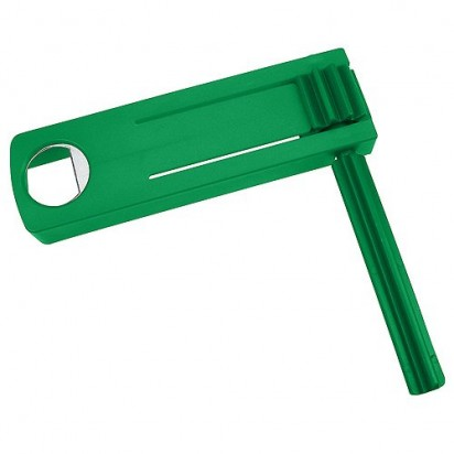 Ratsche Opener, grün