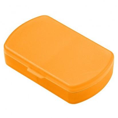Aufbewahrungsdose Duo, trend-orange