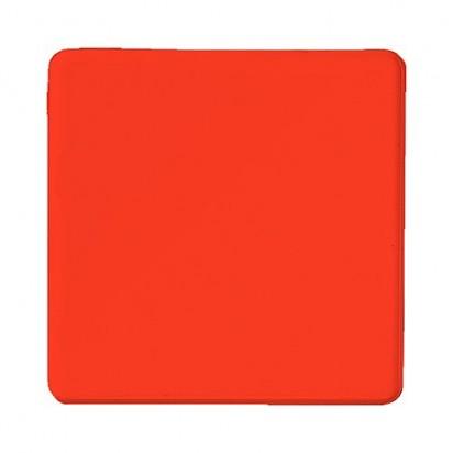 Magnet Quadrat, rot