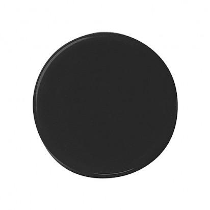 Magnet Rund, schwarz
