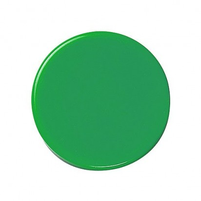 Magnet Rund, grün