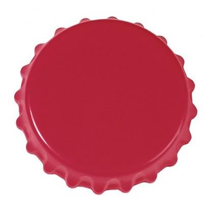 Magnet Kronkorken, rot