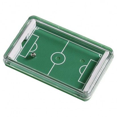 Geduldspiel Fußball, transparent