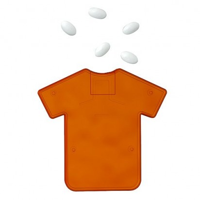 Mint-Spender Trikot Vivil, trend-orange