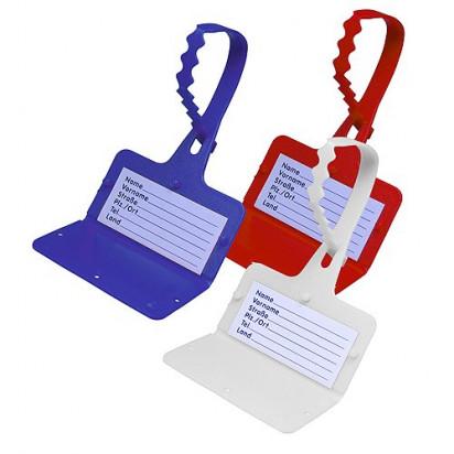 Gepäckanhänger Adress