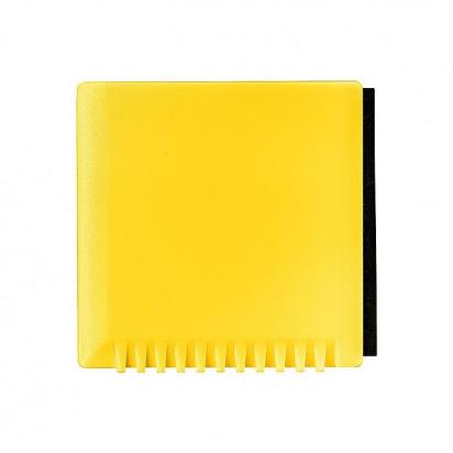 Eiskratzer Quadrat mit Wasserabstreifer