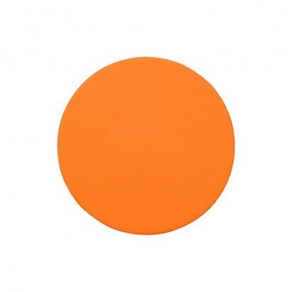 Einkaufswagenchip ohne Loch, orange