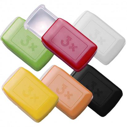Lupe Pocket 3x