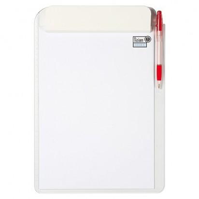 Schreibboard DIN A5, transparent