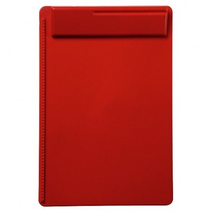 Schreibboard DIN A4, rot