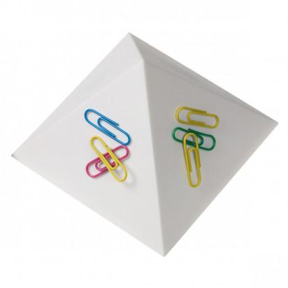 Büroklammernhalter Magnet-Pyramide
