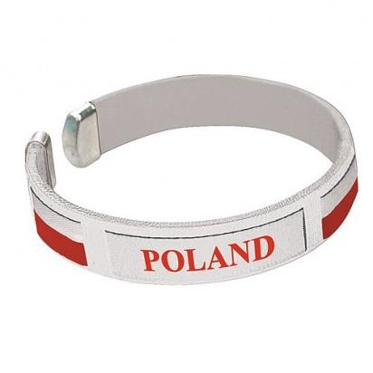 Fan-Armband Polen