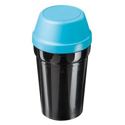 Shaker Multi, petrol/schwarz