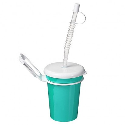 Trinkbecher Take Away 0,3 l, petrol