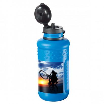 Trinkflasche Fahrrad 500 ml mit Verschlusskappe