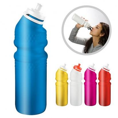 Trinkflasche Fahrrad 700 ml mit Saugverschluss