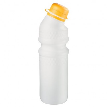 Trinkflasche Fahrrad 700 ml mit Verschlusskappe