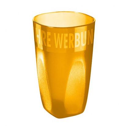 Trinkbecher Maxi Cup 0,4 l,  trend-orange
