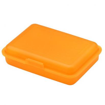 Vorratsdose School-Box Junior, trend-orange
