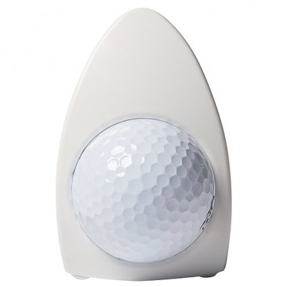 Golfball-Halter, weiß