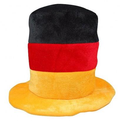 Fanhut Deutschland, schwarz/rot/gelb