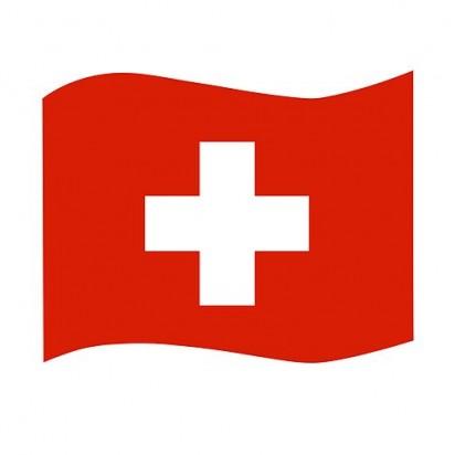 Automagnet Flagge mittel, Schweiz