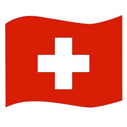 Automagnet Flagge groß, Schweiz