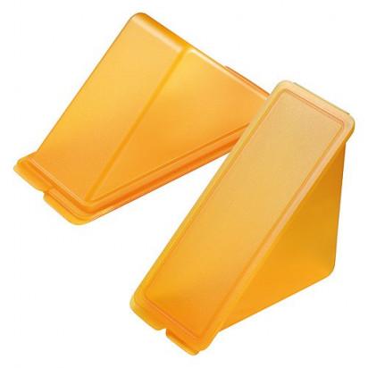 Vorratsdose Sandwich-Box, trend-orange