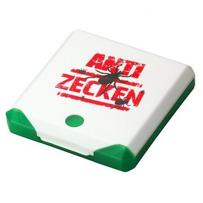 Travelbox Zecke