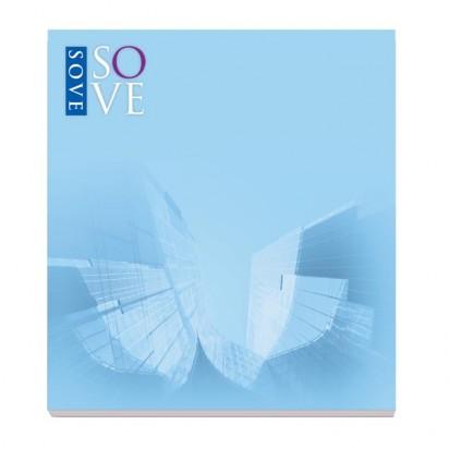 68 mm x 75 mm 25 Blatt Adhesive Notepads