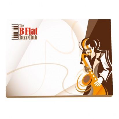 101mm x 75 mm 25 Blatt Adhesive Notepads