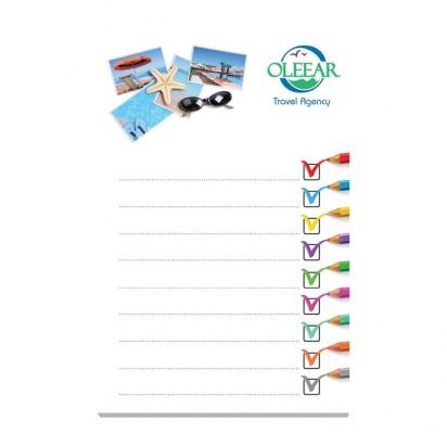 101mm x 152 mm 25 Blatt Recycled Adhesive Notepads