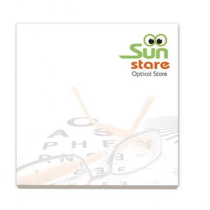 75 mm x 75 mm 50 Blatt Recycled Adhesive Notepads