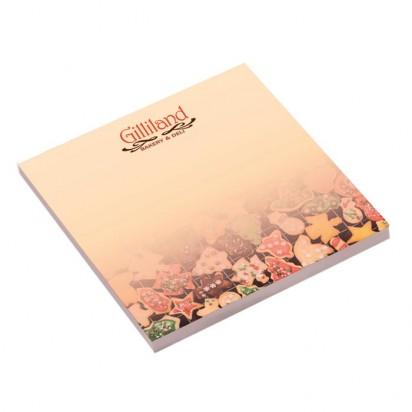 101mm x 101mm 50 Blatt Recycled Adhesive Notepads
