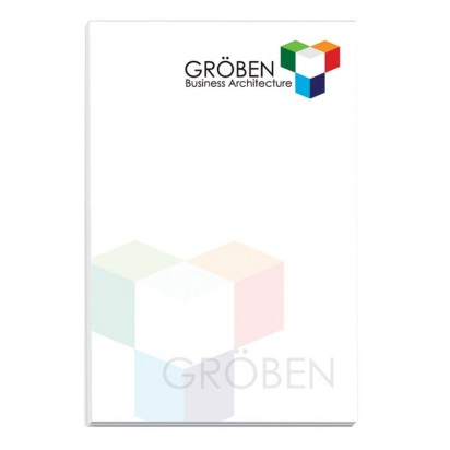50 mm x 75 mm 50 Blatt Adhesive Notepads