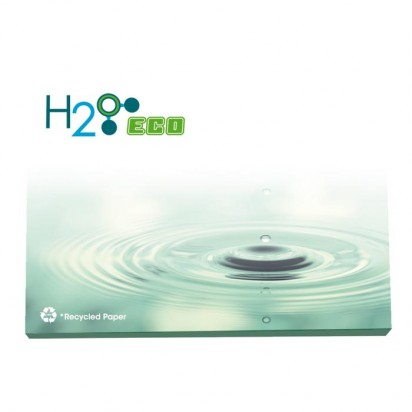 101mm x 75 mm 100 Blatt Recycled  Adhesive Notepads