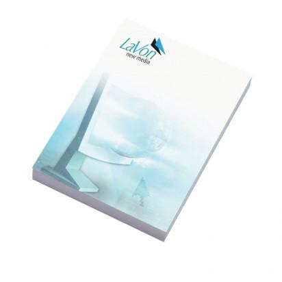 50 mm x 75 mm 100 Blatt Recycled Adhesive Notepads