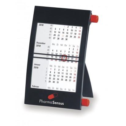 Tischdrehkalender Der Klassiker, 1-sprachig belgisch