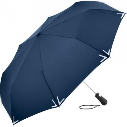 Safebrella ® LED Automatik Mini Taschenschirm