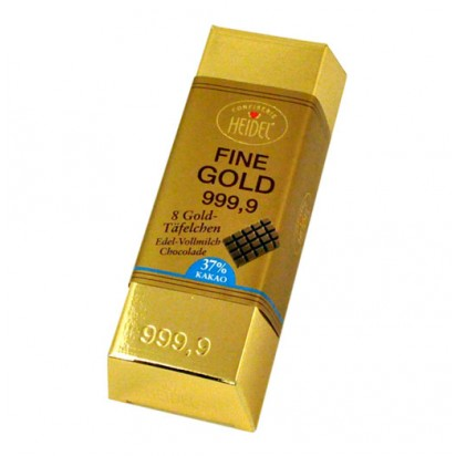 Großer Goldbarren