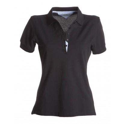 GLAMOUR Damen-Poloshirt
