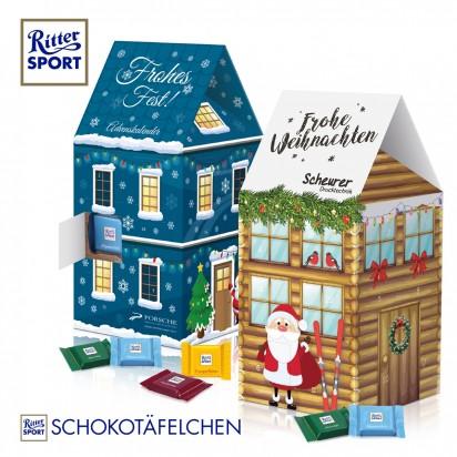 Adventskalender-Haus Ritter SPORT