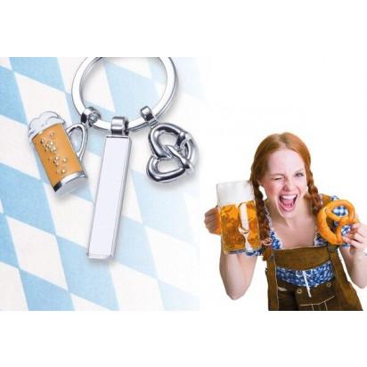 TROIKA Schlüsselanhänger Bierfest